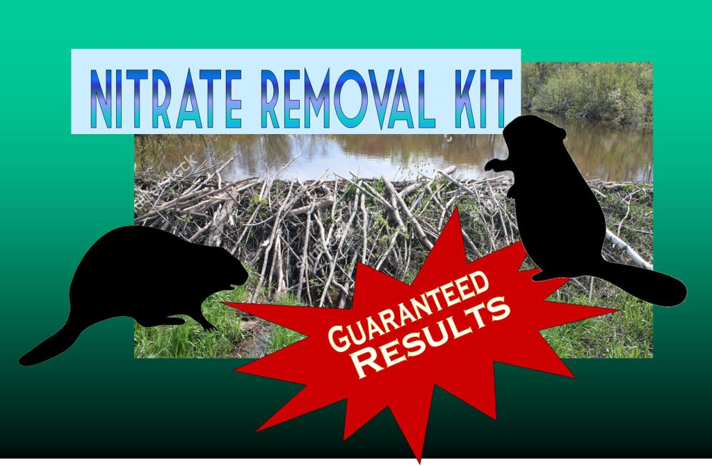 nitrate removal kit