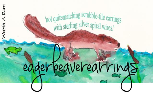 eagerbeaverearrings