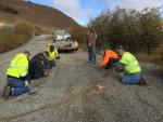 oranogan-county-highway-crew-building-first-flow-device